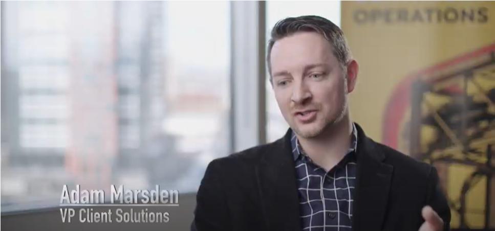 Crux OCM - Adam Marsden, SVP Client Solutions